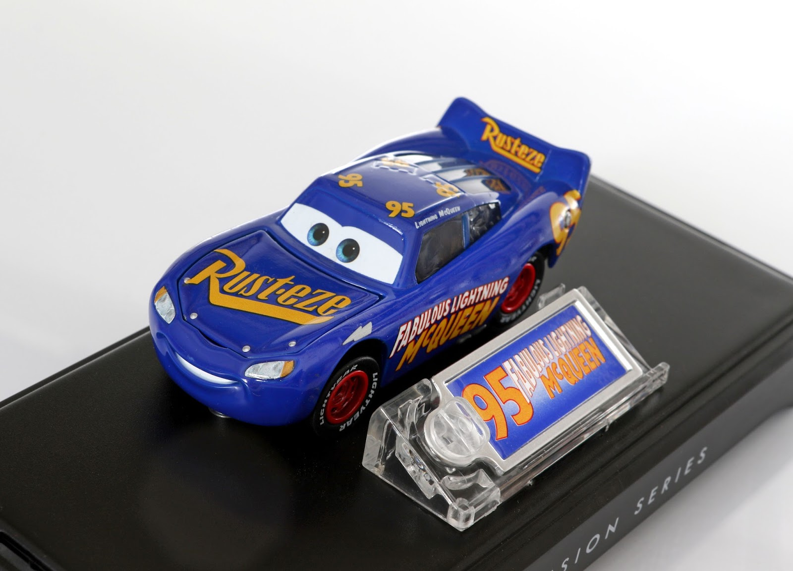 Cars 3 Fabulous Lightning McQueen Precision Series kmart Mail Away