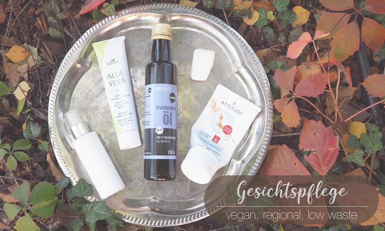 Gesichtspflege für Akne, unreine und sensible Haut