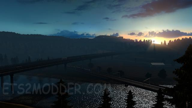Realistic Environment Overhaul Mod v 1.45