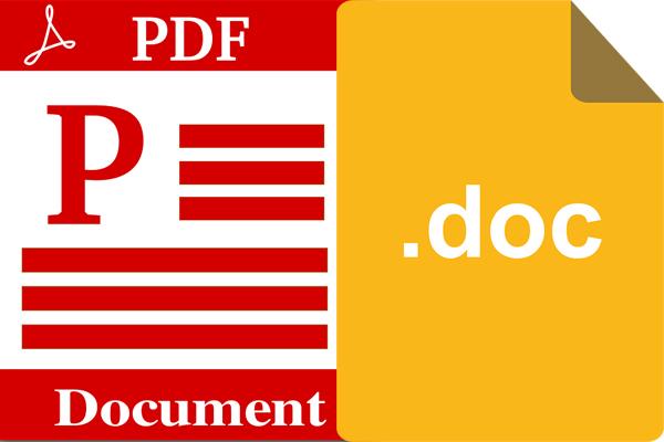Cara Lengkap Merubah PDF Ke Word