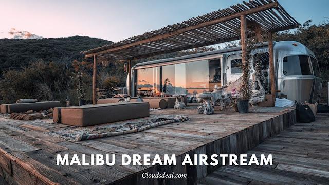 malibu dream airstream airbnb