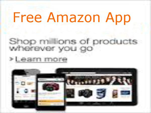 Free Amazon App