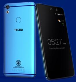 Tecno Camon CX Image