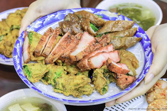 MG 1244 - 丁記炸粿蚵嗲,古早味炸粿種類超豐富,內用還有豬血湯可以無限喝到飽!