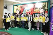 IIPG Berbagi Paket Lebaran dan THR untuk Tenaga Kesehatan