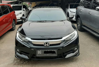HONDA- CIVIC TURBO ES 1.5 CVT 2016 (ST80GG)