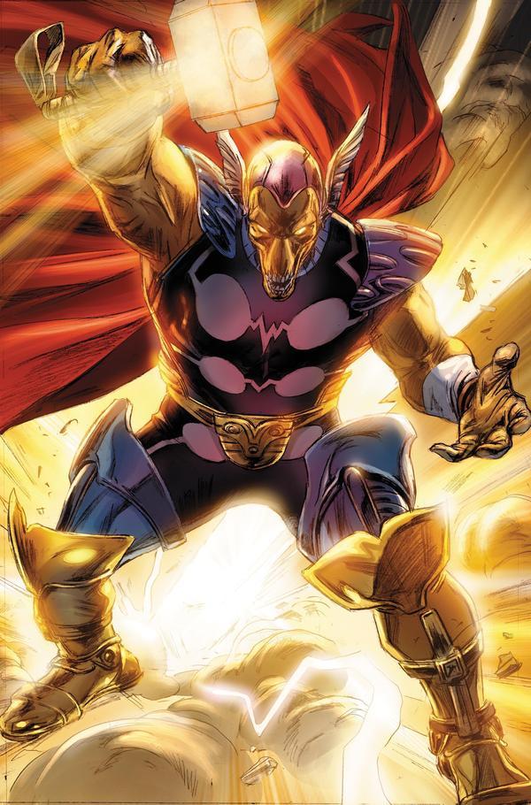 I Thor. Tutti quegli ALTRI Thor - L'Antro Atomico del Dr ...