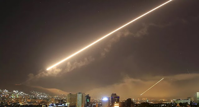 US Bombs Syria And Ridiculously Claims Self Defense