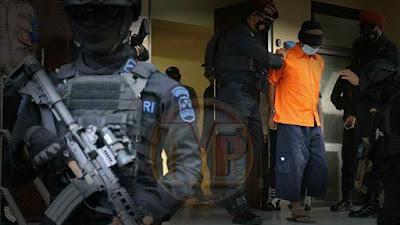 Mantaff..!! Densus 88 Antiteror Kembali Tangkap Terduga Teroris di Deli Serdang Sumut