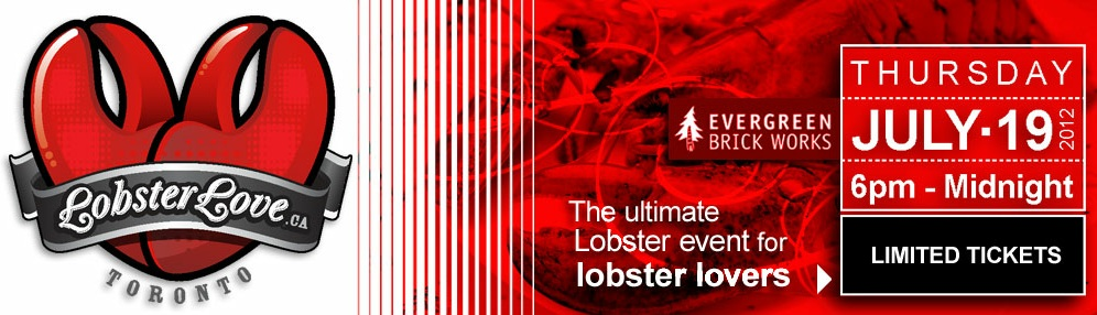 Lobster Love Contest - CLOSED - Food Junkie Chronicles