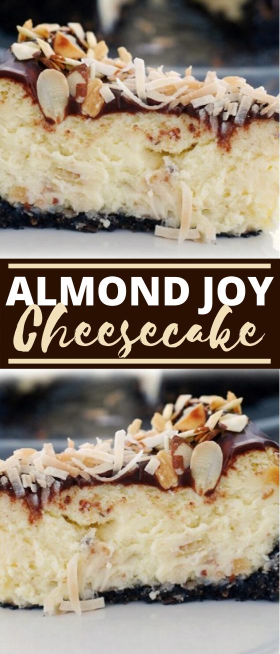 Almond Joy Cheesecake #cake #desserts #cheesecake #baking #recipes