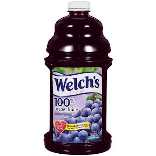 Welch's Manischewitz Grape Juice