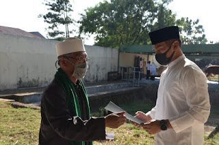 Polresta Cirebon Siapkan 10 Sapi dan 40 Kambing Hewan Qurban