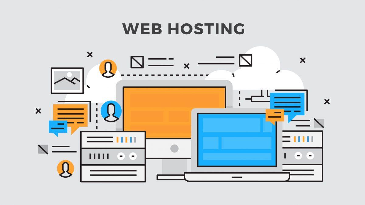 web hosting bisnis online