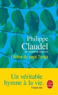 L'Arbre du pays Toraja ~ Philippe Claudel