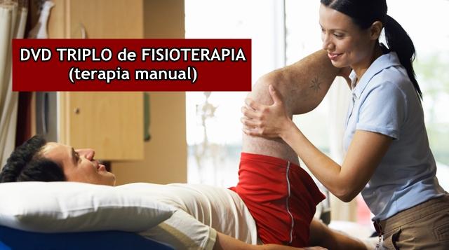3 aulas de Terapia Manual na Fisioterapia em PROMOÇÃO!