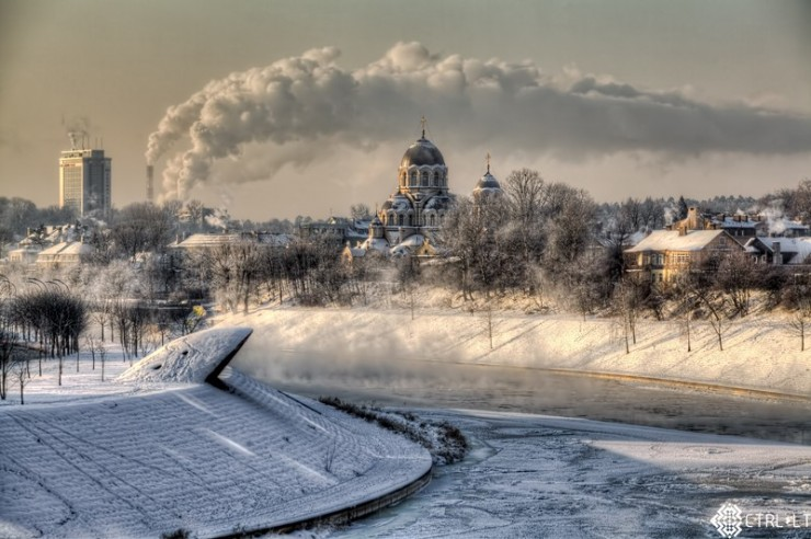 8. Vilnius, Lithuania - Top 10 Most Wintery Cities
