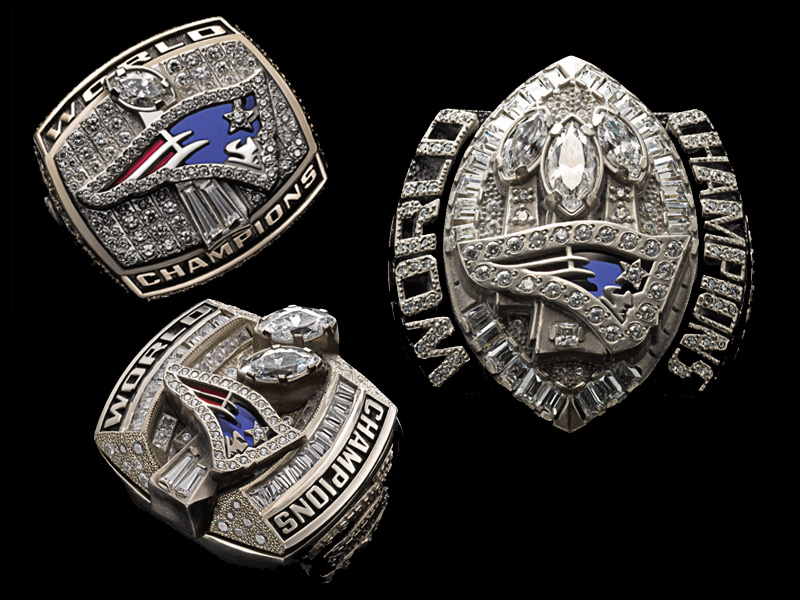 Everything Your Ever Wanted To Know About Super Bowl Rings