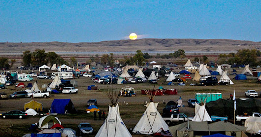 """My Seven Months of Living at Standing Rock"""