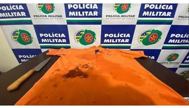 Rio Verde: Alegando ameaças, homem mata mulher a facadas