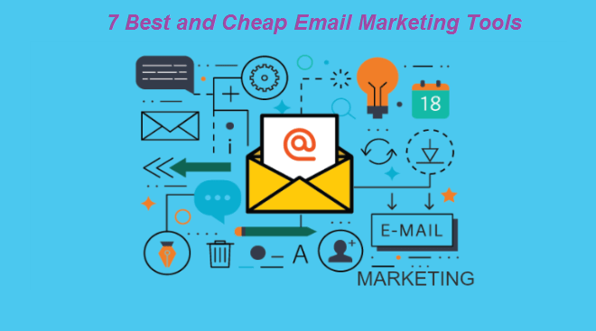 7 Best Email Marketing Services in 2019
