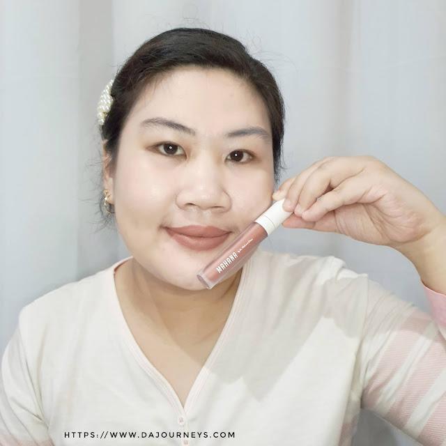 Review MAHANA Lip cream shade Sexy Nude