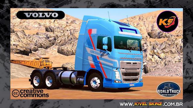 VOLVO FH16 750 - LONGTHORNE