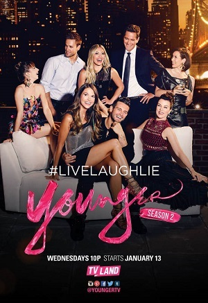 Younger - 2ª Temporada Legendada Torrent Download TV  720p