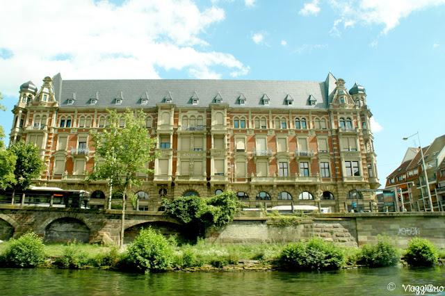 Il Quartiere nuovo di Strasburgo, il Neudstadt