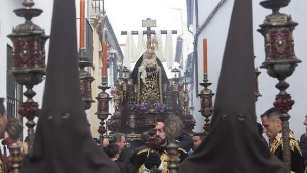 La Virgen de la Soledad de Córdoba se trasladará a Guadalupe en septiembre con banda de música
