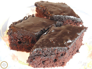 Negresa cu ciocolata reteta,