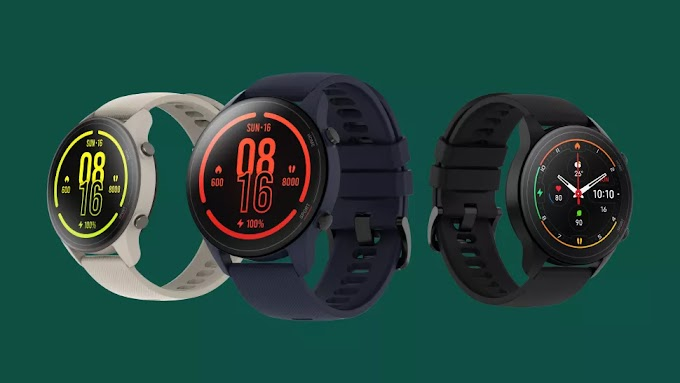 Xiaomi Mi Watch Full Specifications and Price