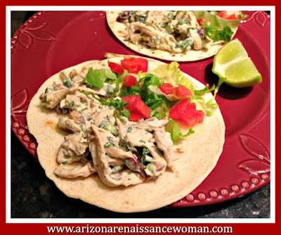 53. Southwestern Chicken Salad Tacos with Jalapeño and Smoked Almonds