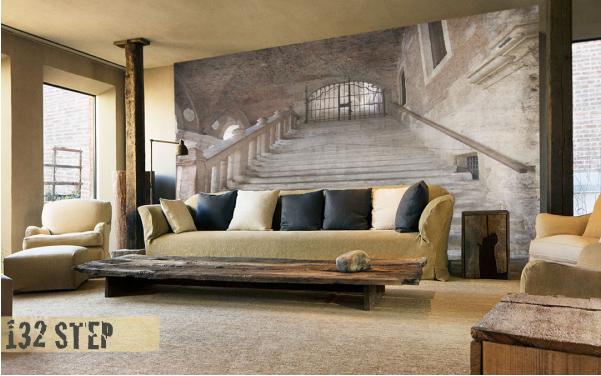 Creativespace un tocco magico per le pareti blog di arredamento e interni dettagli home decor - Rivestimenti murali cucina ...