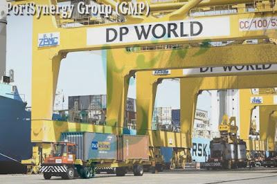 المشروع المشترك لموانئ دبي العالمية و Terminal Link يفوز بإمتياز لتطوير ميناء 2000 في لوهافر الفرنسية