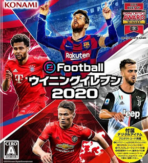 PES 2020 JPESEDIT Patch 2020