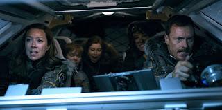lost in space: netflix renueva la serie por una segunda temporada