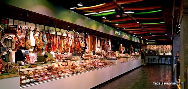 Comer em Madri - mercados