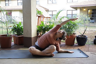 dumbell fitness healthy habits yoga for the holidays