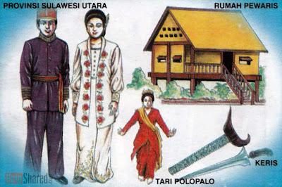 Provinsi Sulawesi Utara SULUT