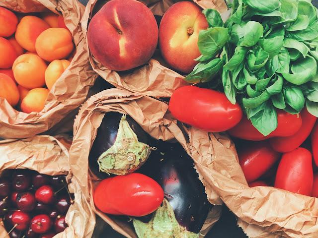 الفاكهة والخضار