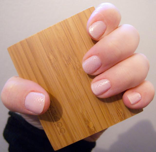 For healthy nail polish