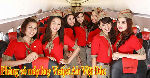 địa chỉ phòng bán vé máy bay Vietjet Air uy tín tại tỉnh Bình Dương