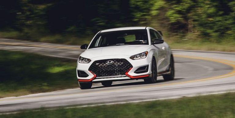 طراز هيونداي Hyundai Veloster N