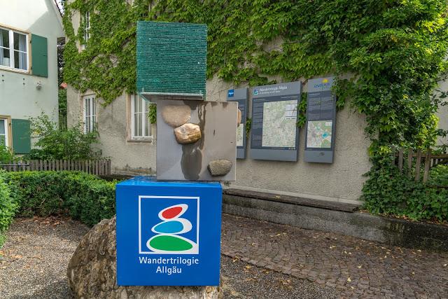 Wandertrilogie Allgäu  Etappe 11  Leutkirch-Bad Wurzach - Wiesengänger Route 02