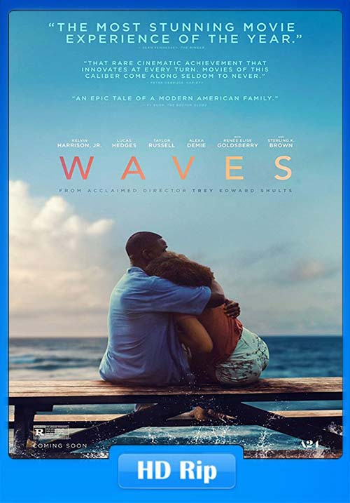 Waves 2019 720p WEBRip x264 | 480p 300MB | 100MB HEVC