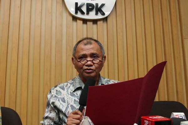 Lagi, KPK Tangkap Panitera PN Jakarta Pusat
