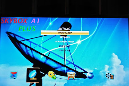 Software Skybox A1 New & A1 Plus - Basic XX10 HD - Chillerfont