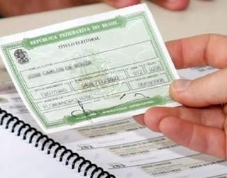 Eleitores têm até 30 de novembro para fazer cadastro biométrico