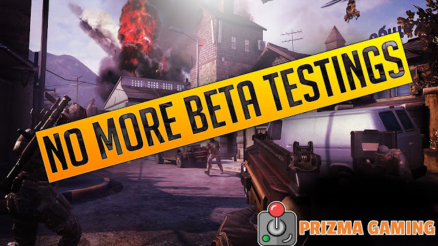 Call of Duty Mobile Closes Beta Testing